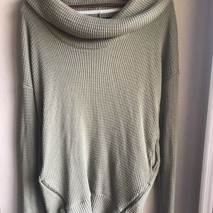 Anthropologie Sweaters - Anthropologie Pure + Good Cowlneck Sweater